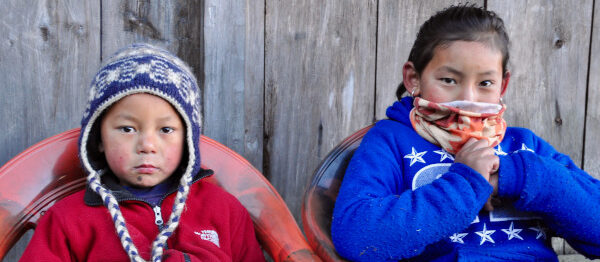 Nepalesische Kinder
